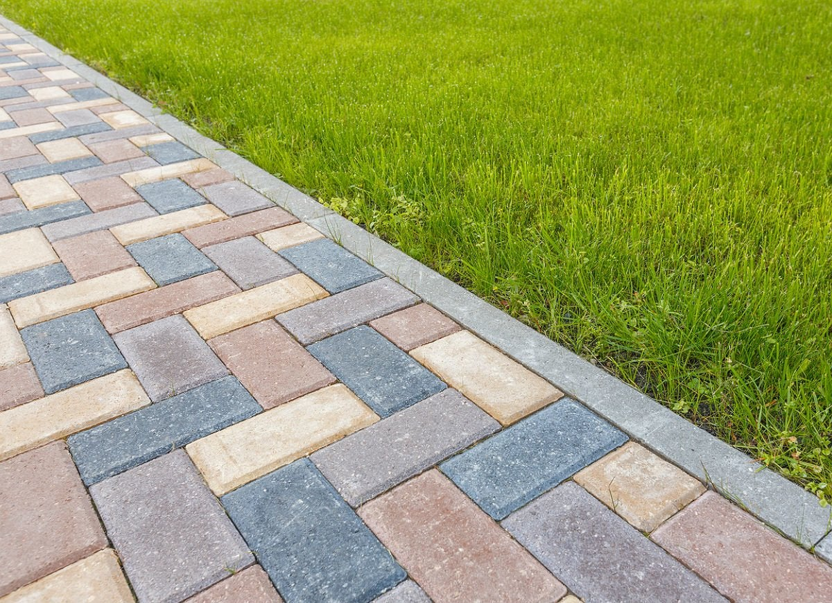9 Brick Patio Ideas for a Beautiful Backyard | Bob Vila ... on Backyard Masonry Ideas id=71336