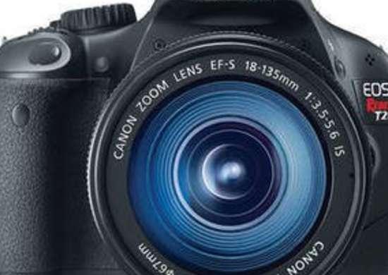 Canon EOS Rebel T2i Digital SLR Kit with 18-135 mm Lens