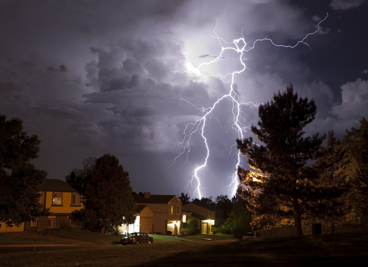 Never Do These 11 Things During A Thunderstorm Bob Vila