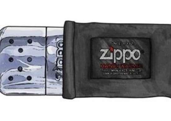 Zippo-usb