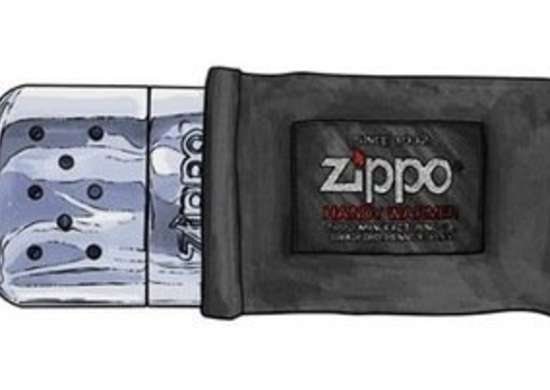 Zippo Pocket Handwarmer