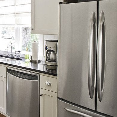 Stainless appliances l