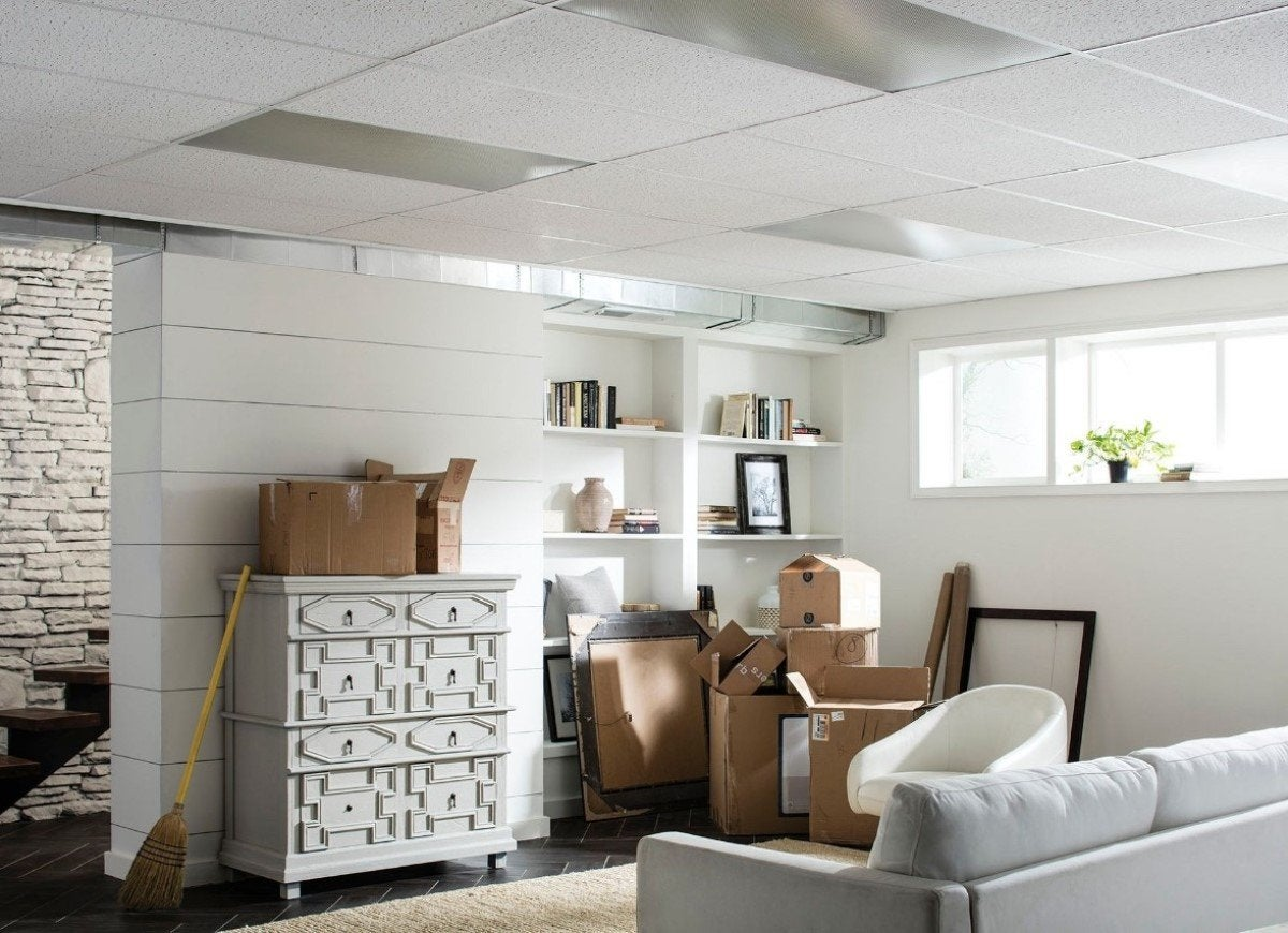10 Drop Ceiling Ideas To Dress Up Any Room Bob Vila Bob Vila