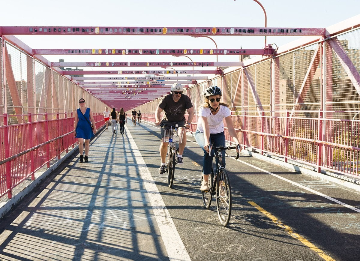 The 20 Most Bike-Friendly Cities in America