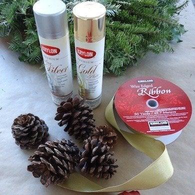 Materials pinecone