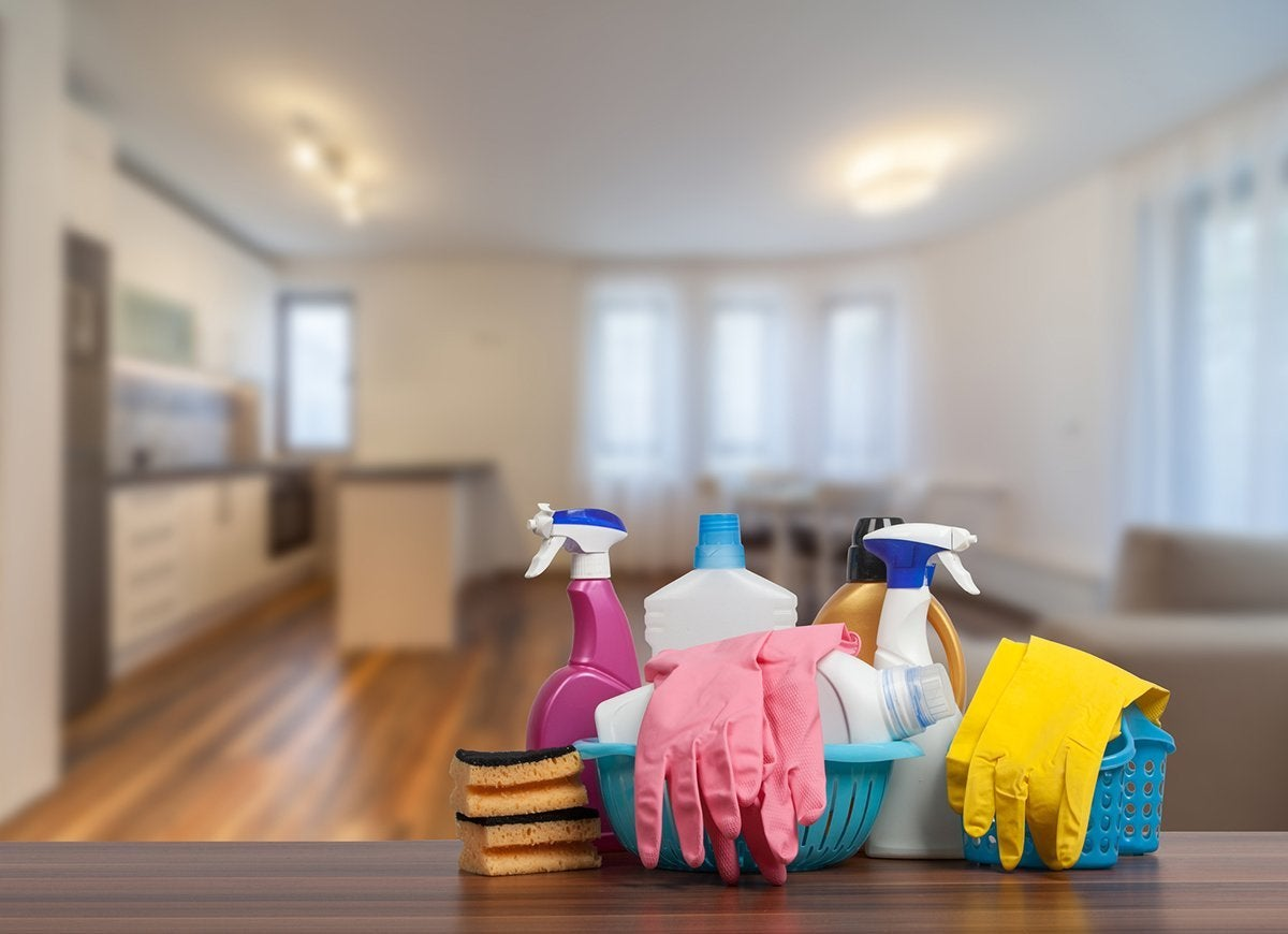 10 Chemicals You Didn't Know You Were Carrying into the House