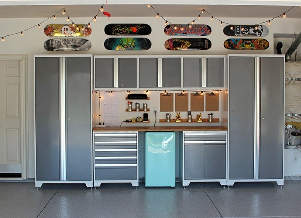 5 Garage Makeovers That Will Inspire Your Own