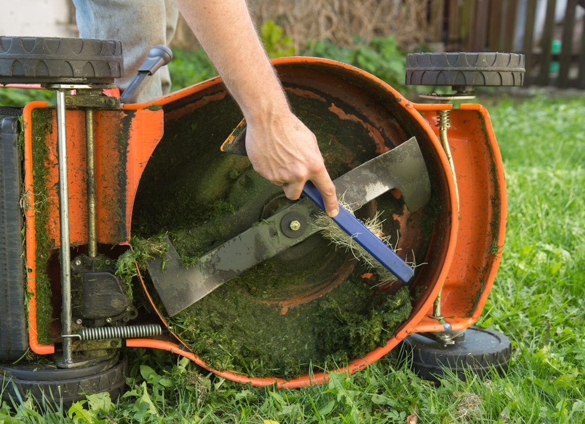 Mowing the Lawn - 14 Mistakes Everyone Makes - Bob Vila