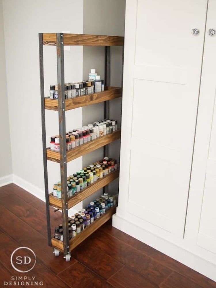 The 21 Sneakiest Storage Spots We've Ever Seen