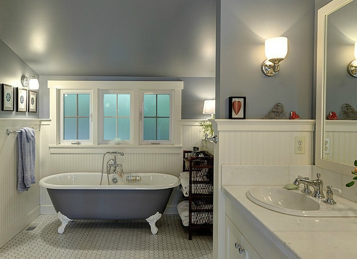The Wainscoting Ideas With The Most Character And Charm