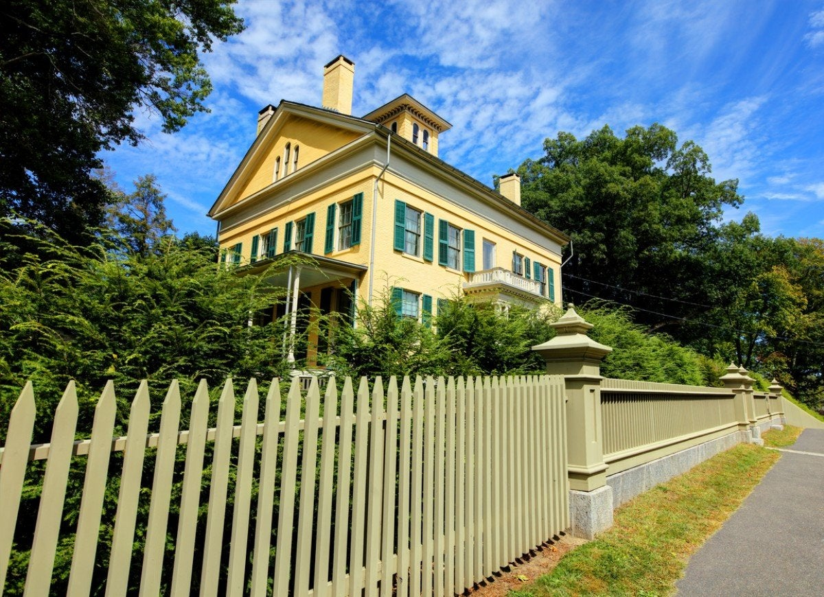 15 Famous Writers Whose Homes You Can Tour Today
