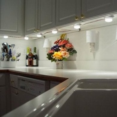 "under-cabinet lighting: 10 ""shining"" examples - bob vila"