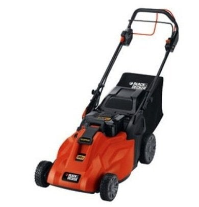 Lawn mowers blackdecker 36volt walmart