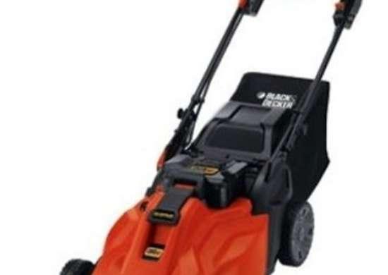 Lawn mowers blackdecker 36volt walmart