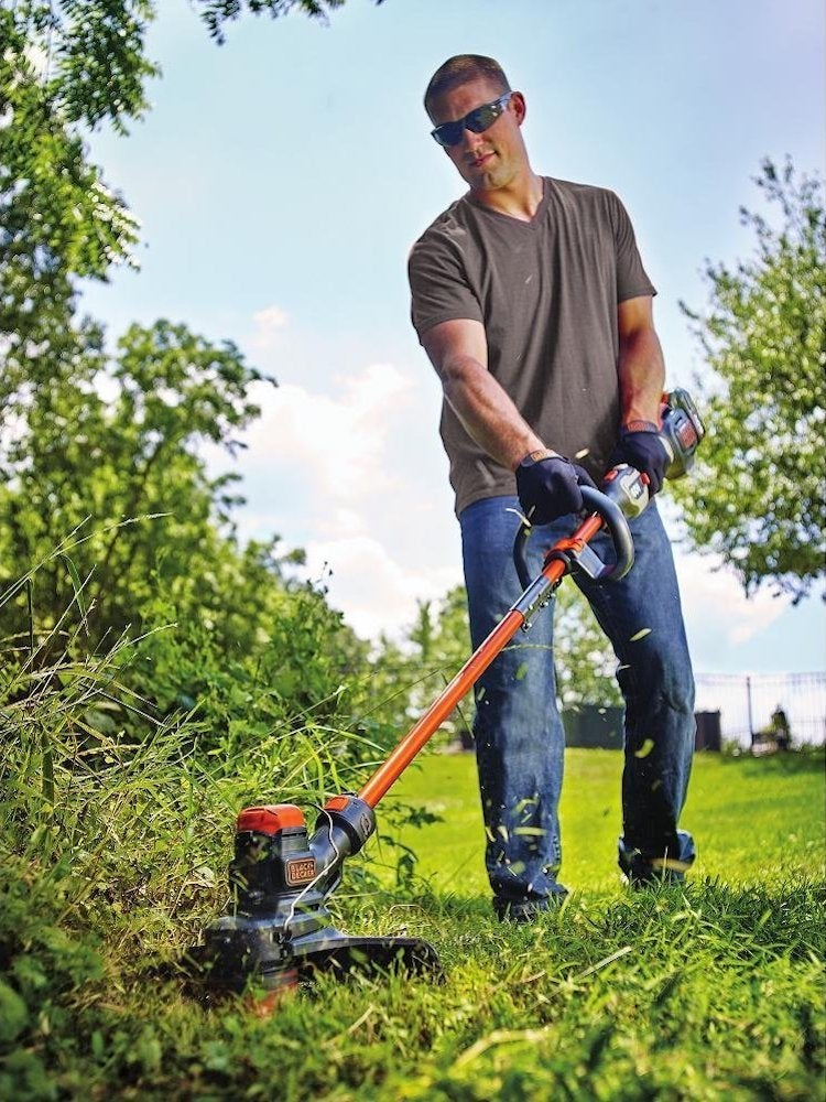 Best string trimmer black decker