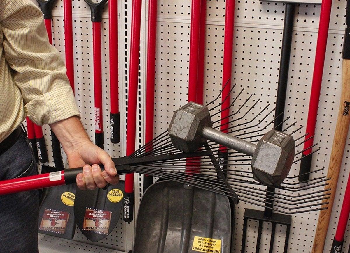 Best leaf rake bully tools