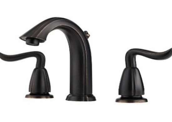 Oiled Bronze Faucet