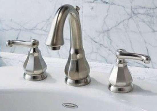 Americanstandard dazzle two handle bathroom faucet