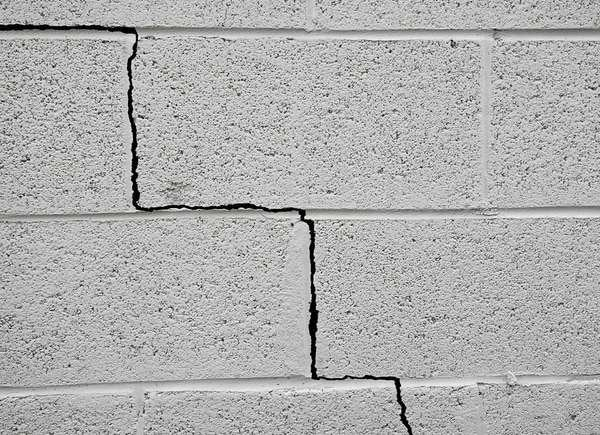 Foundation cracks are red flag in home buying