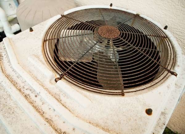 Old HVAC system red flag in home buying