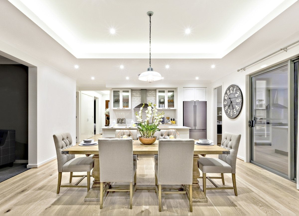 Dining Room Lighting Ideas for Every Design Style  Bob Vila - Bob