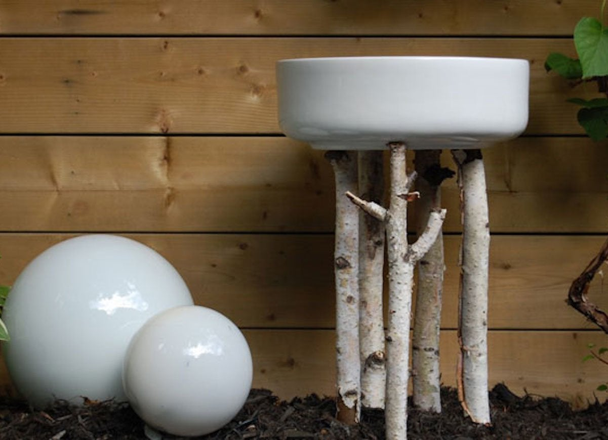 Diy Birdbath 14 Ways To Wing It Bob Vila