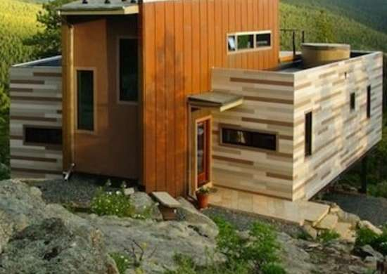 Solar Container House