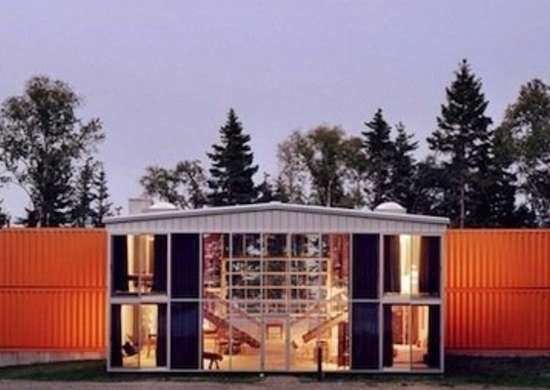 12 container house container homes 10 innovative examples of shipping container architecture - Bob vila shipping container homes ...