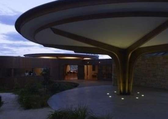Lilypad-house
