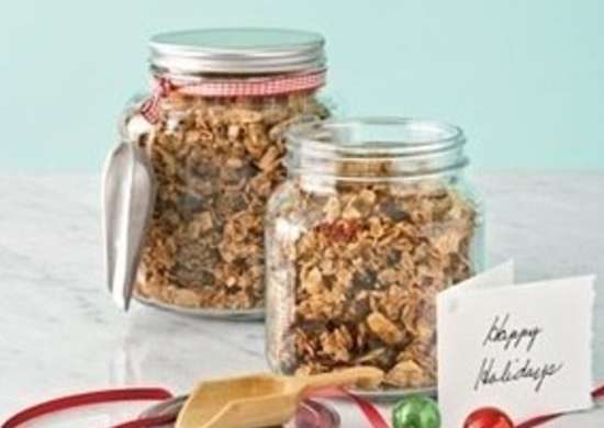 Countryliving granola holiday gifts bob vila