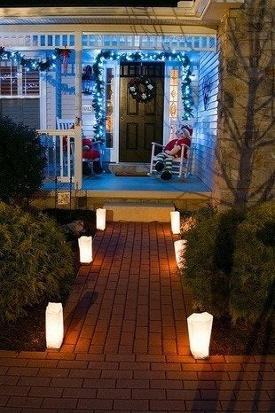 Flickr trombamarina luminaries holiday bob vila