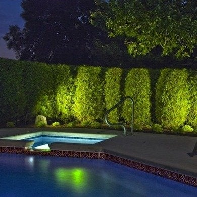 Illuminated-trees-poolside-outdooraccentslighting