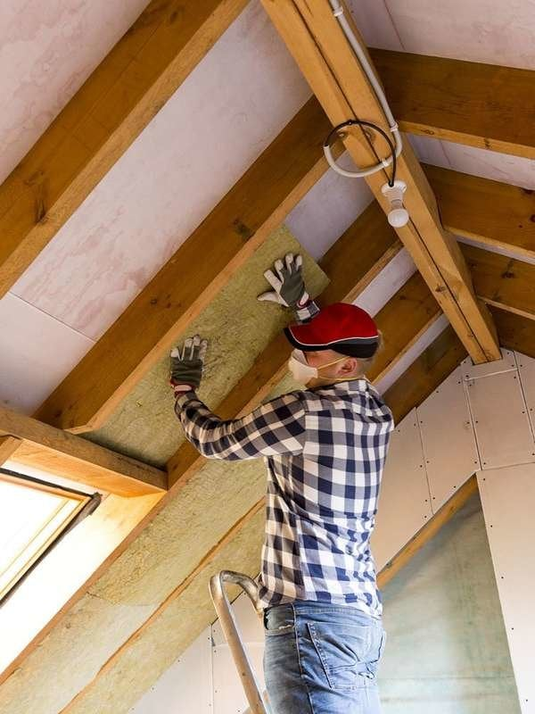 Finishing an attic cost