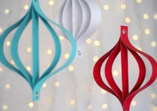 Repurpose Paper into Artful Ornaments