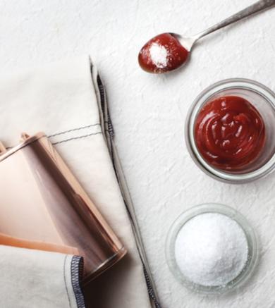 Copper ketchup
