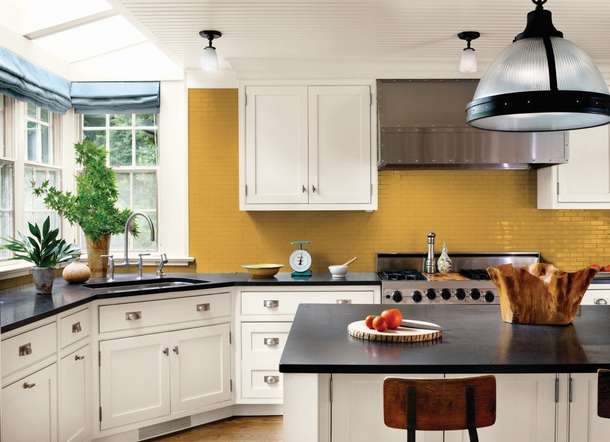 The Best Kitchen Paint Colors, from Classic to Contemporary | Bob ...