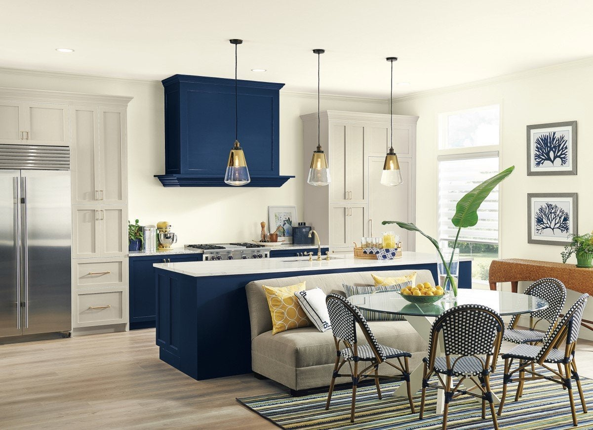 The Best Kitchen Paint Colors, from Classic to ...