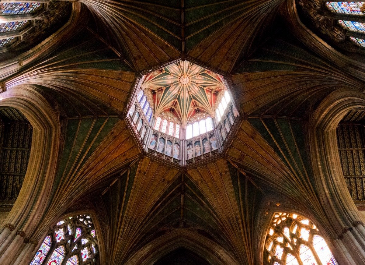 These Are the World's Most Spectacular Ceilings
