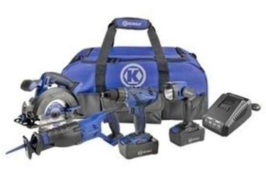 Kobalt 4-Tool Combo Kit