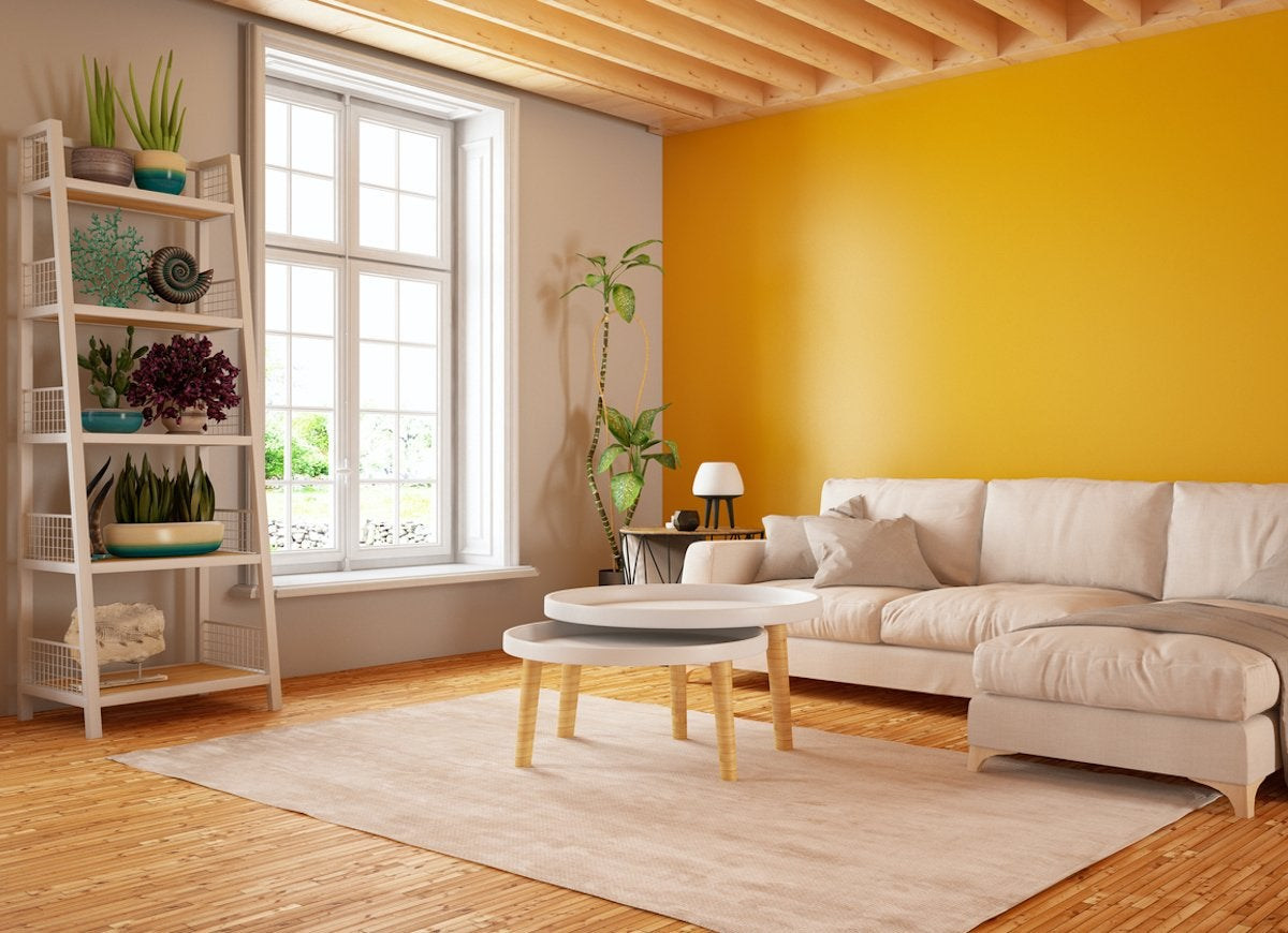 15 Places To Paint Before Putting Your House On The Market