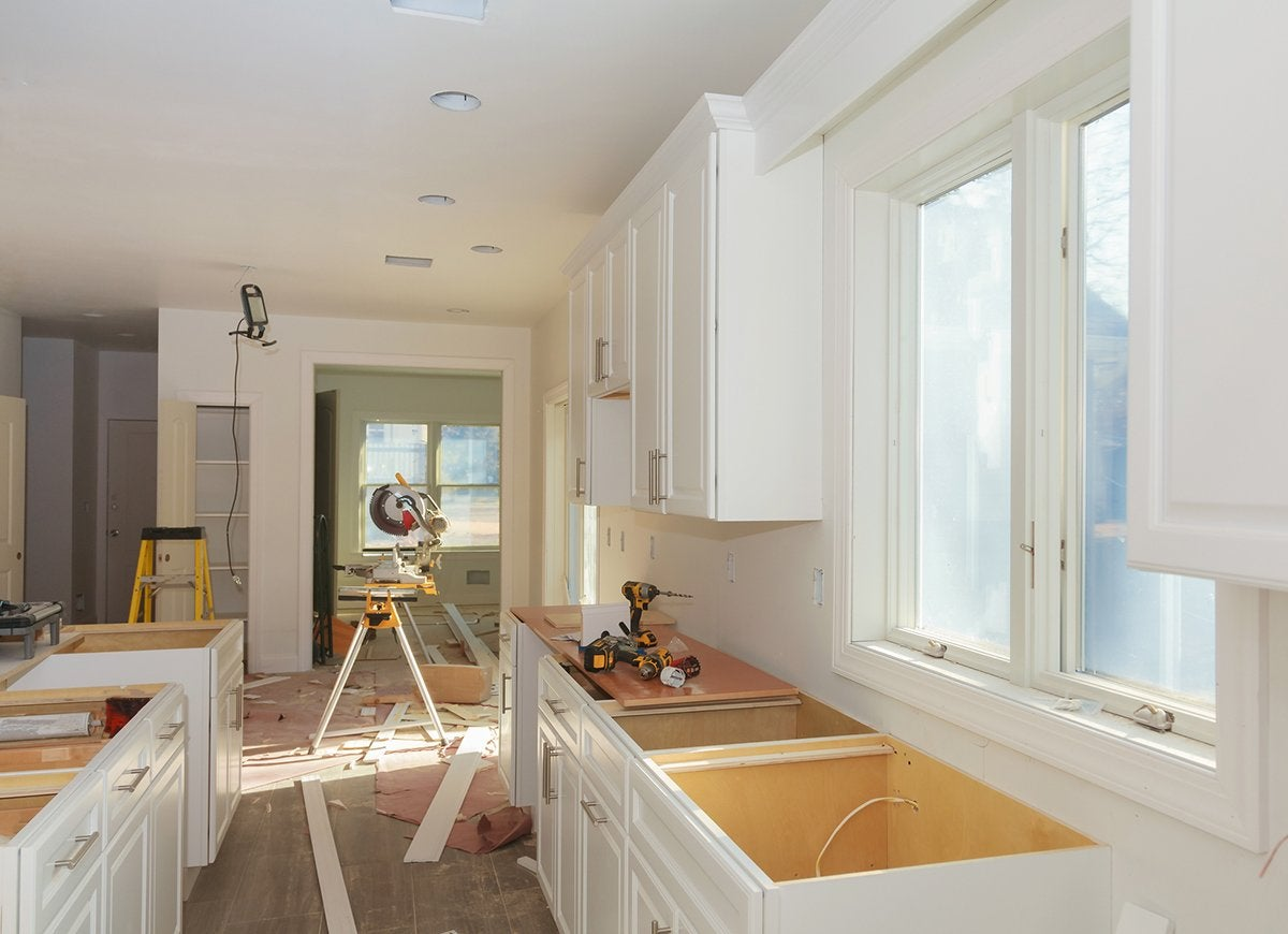 10 Tips for Surviving a Renovation Mess