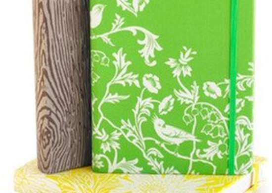 Katespaperie eco friendly fabric journals bob vila gifts