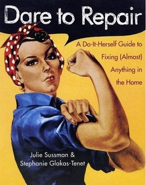 Amazon.com dare to repair book bob vila gifts