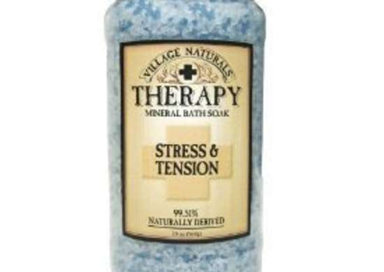 Stress & Tension Mineral Bath Soak