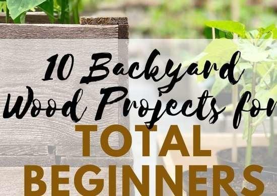 Diy Wood Projects 10 Easy Backyard Ideas Bob Vila
