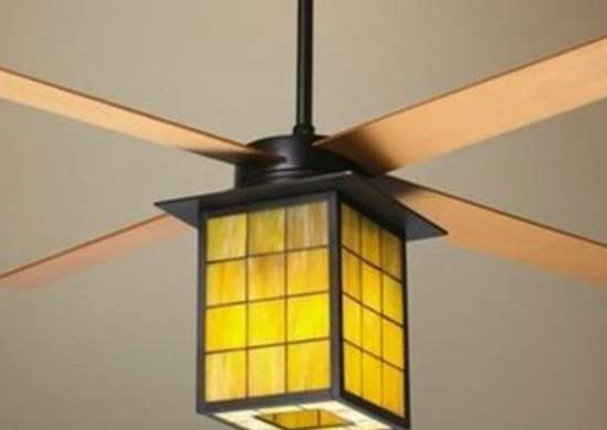 Library-ceiling-fan
