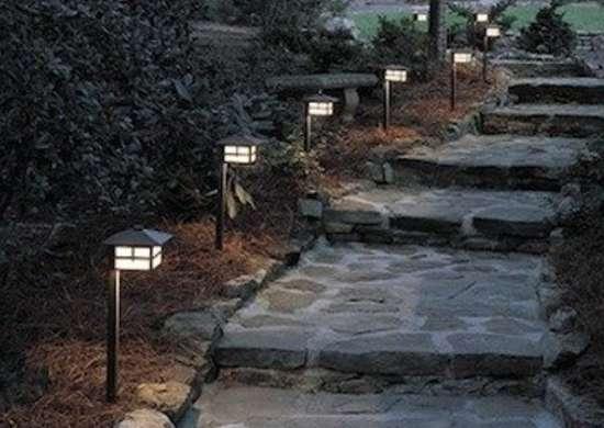 Walkway Lighting Backyard Lighting 14 Quot Bright Quot Ideas