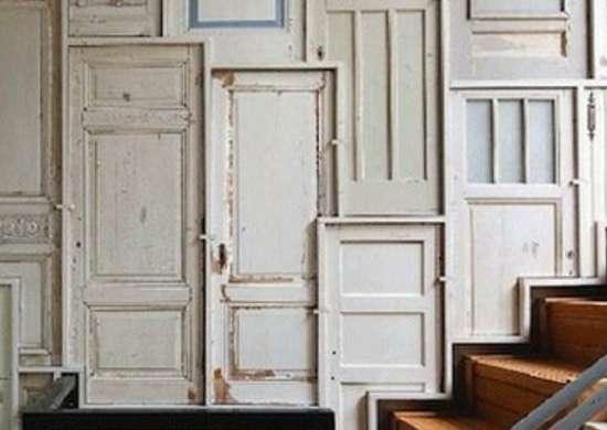 Door Diy Ideas Repurposed Doors 10