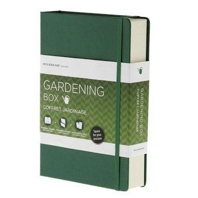 Moleskin gardeningbox journal amazon