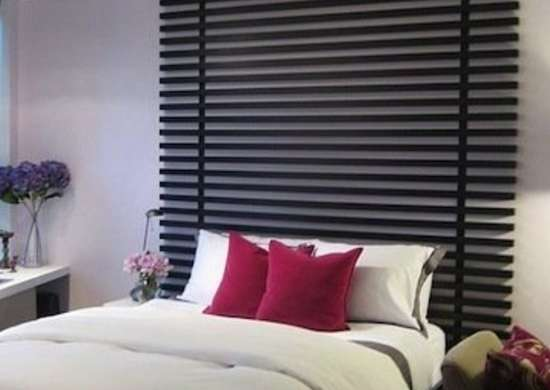 mdf diy headboard - Make A Headboard For Your Bed
